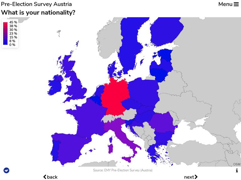 Pre-Election Survey Austria