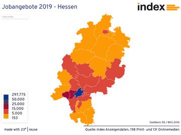 Jobangebote 2019 - Hessen