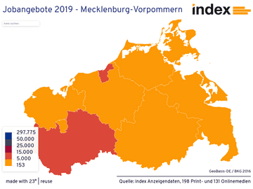 Jobangebote 2019 - Mecklenburg-Vorpommern