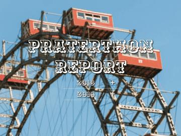 Praterthon Report