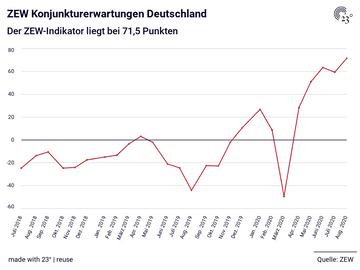ZEW Konjunkturerwartungen Deutschland