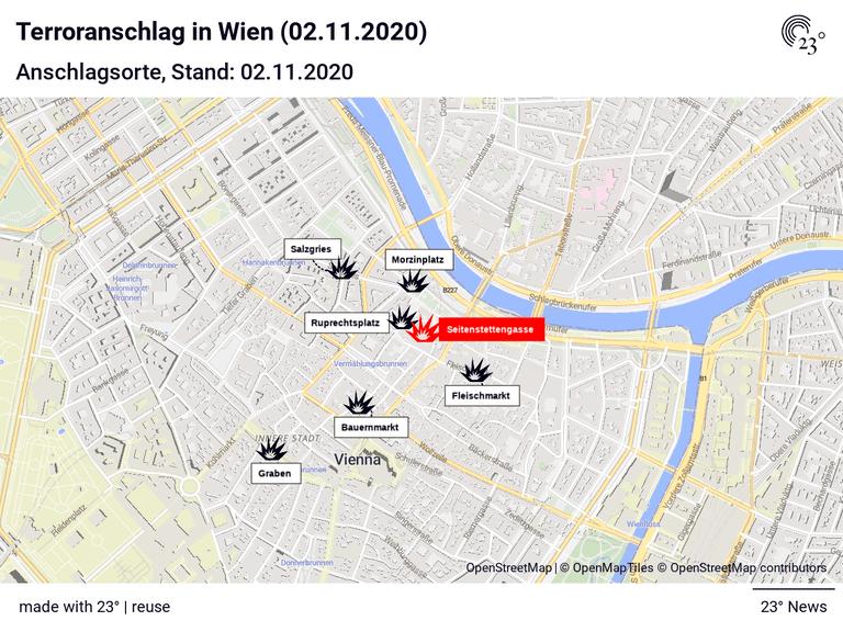 Terroranschlag in Wien (02.11.2020)