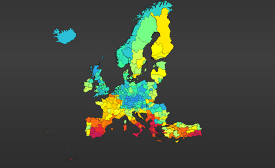 Unemployment rate in Europe